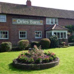 Orles Barn Hotel in Ross on Wye