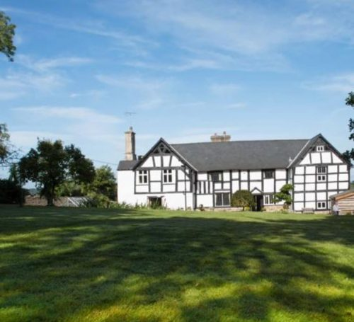 Lower Wythall B&B near Ross on Wye