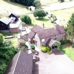 Red Rail Farm bed and breakfast near Ross on wye