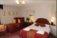 Twin room at Ross on Wye B&B