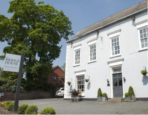 Bridge House bed and breakfast Ross on Wye