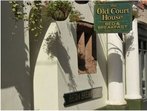 Old Court House B&B in Ross on Wye