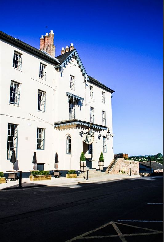 Royal Hotel Ross on Wye