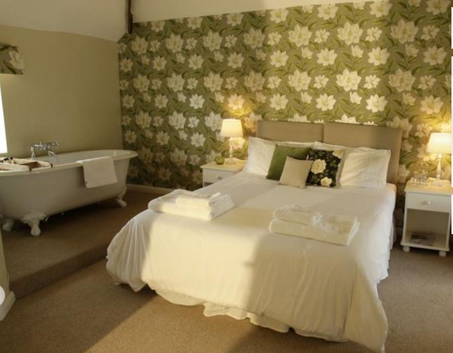 Room at hotel in Ross on Wye