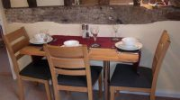 Breakfast-room at guest house Ross on Wye