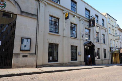 Kings head hotel in Ross on Wye
