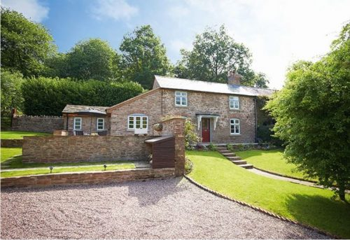 2 The Oaks cottage Wye Valley