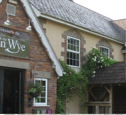 Inn on the Wye hotel near Ross