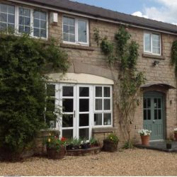 The coach house bed and breakfast near Ross on Wye