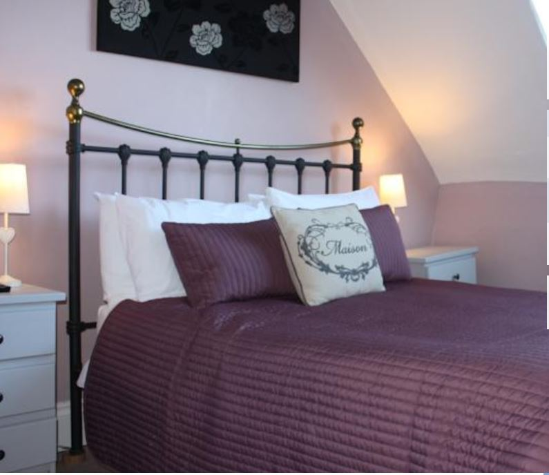 Bedroom at Ross on Wye Guest House