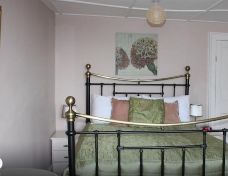 Double room at B&B Ross on Wye