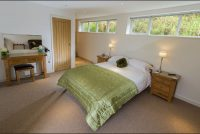 Double room at Wye Valley bed and breakfast