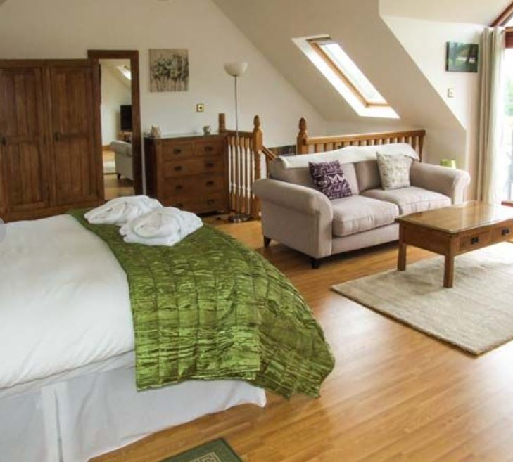 Self catering holiday studio Ross on Wye
